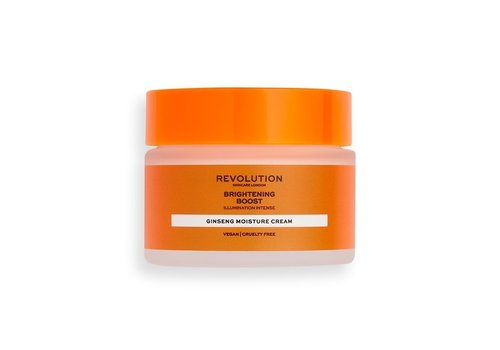 Revolution Skincare Brightening Boost Cream with Ginseng