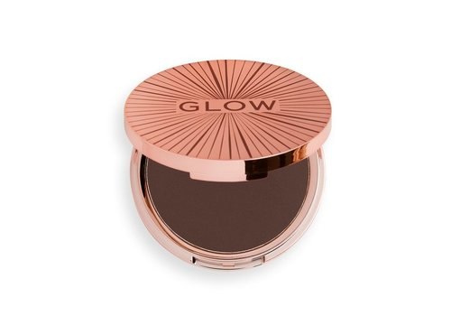 Makeup Revolution Splendour Bronzer Deep Dark