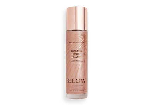 Makeup Revolution Molten Body Glow Rose Gold