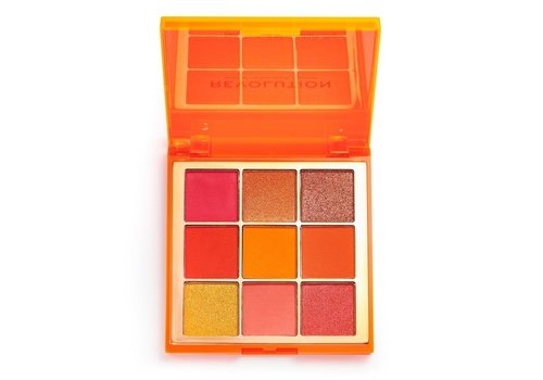 Makeup Revolution Viva Neon Palette Not A Dream
