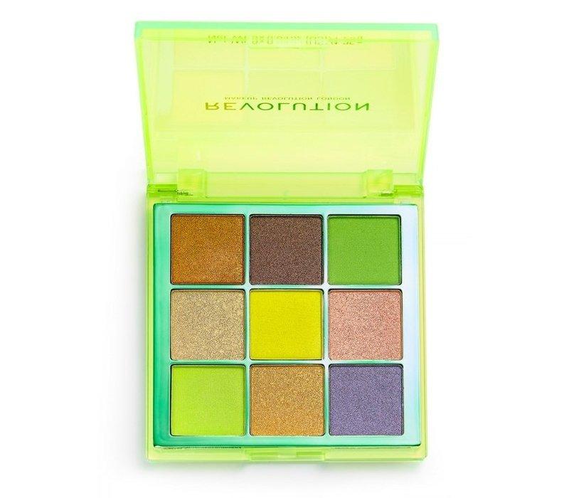 Makeup Revolution Viva Neon Palette Up All Night