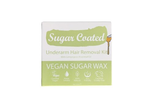 Sugar Coated Underarm Hair Removal Kit
