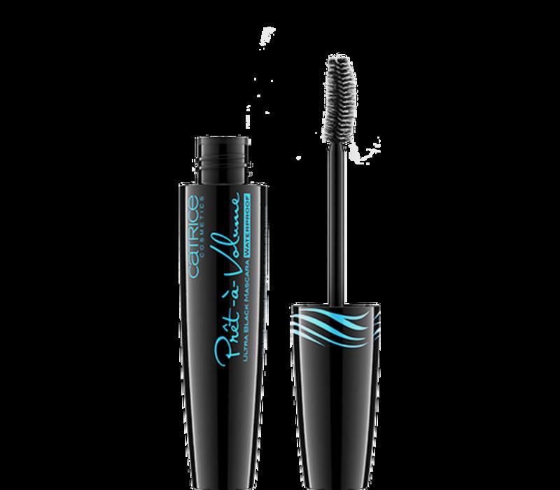 Catrice Prêt-à-Volume Ultra Black Mascara Waterproof