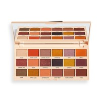 I Heart Revolution Caramel Nudes Chocolate Eyeshadow Palette