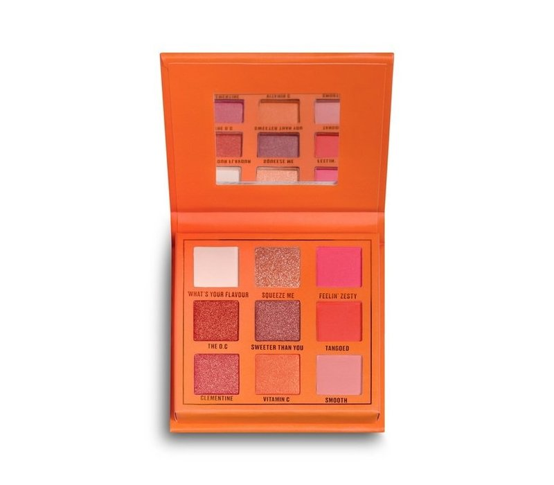 Makeup Obsession Squeeze Me Eyeshadow Palette