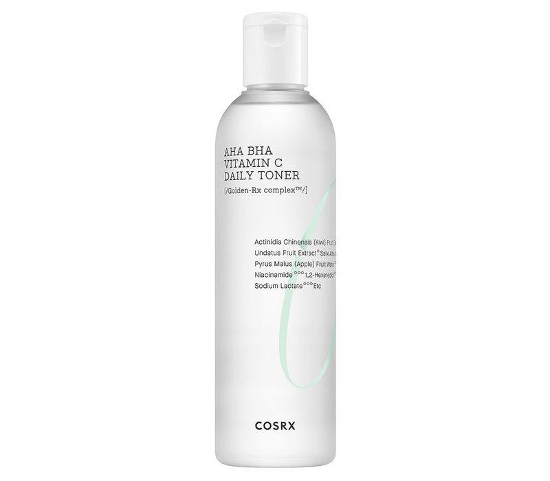 COSRX Refresh AHA BHA Vitamin C Daily Toner 150 ml.