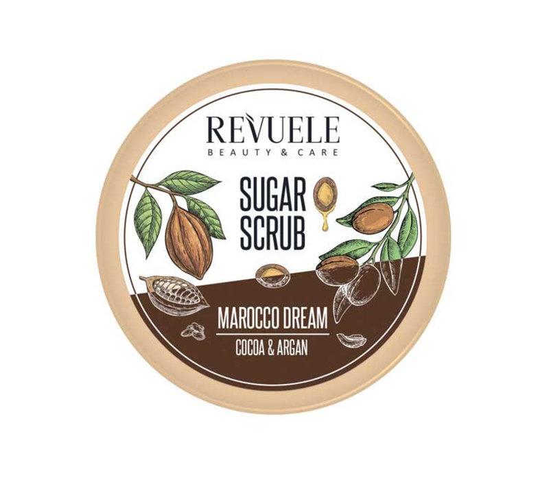 Revuele Sugar Scrub Morocco Dream Argan & Cocoa