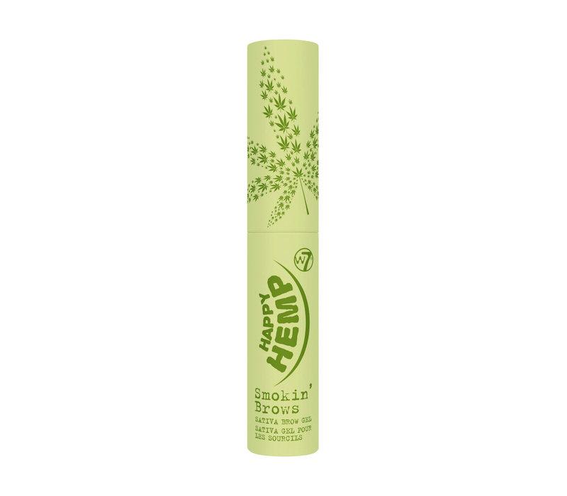 W7 Cosmetics Happy Hemp Smokin Brows Clear Gel
