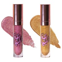 KimChi Chic Beauty No Sparkle Shaming Duo Sparkle Cream Eyeshadows