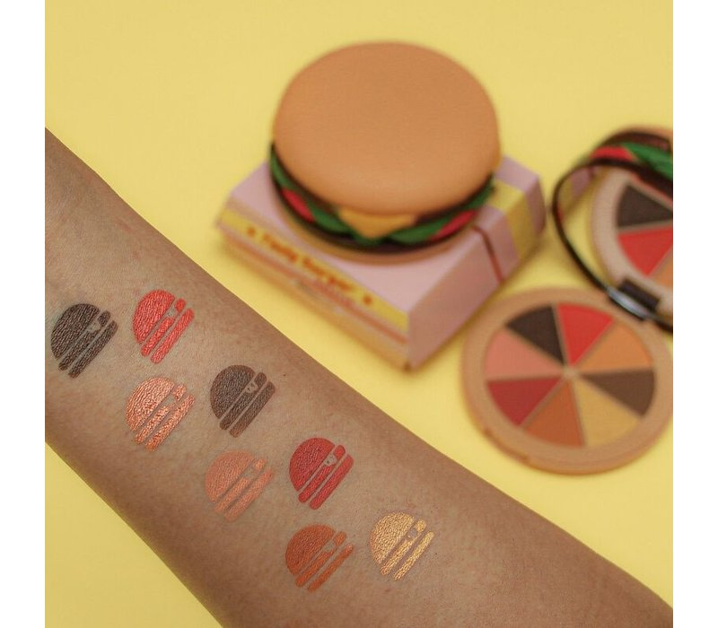 I Heart Revolution Burger Palette