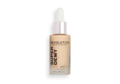 Makeup Revolution Superdewy Make Up Serum
