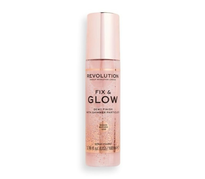 Makeup Revolution Fix & Glow Fixing Spray