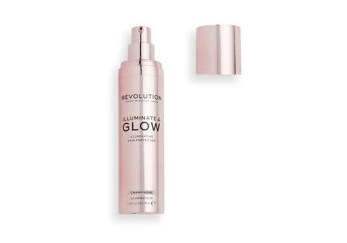 Makeup Revolution Glow & Illuminate Champagne