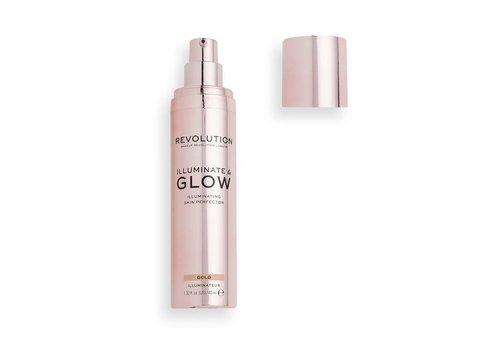 Makeup Revolution Glow & Illuminate Gold