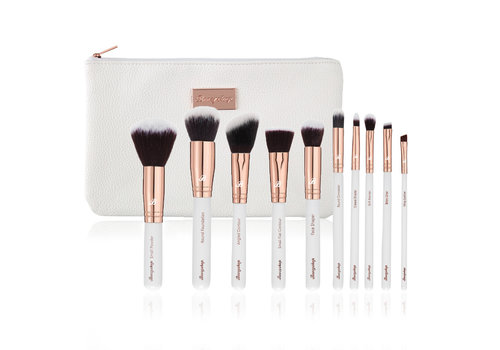 Boozyshop Rose Gold 10 pc Sculpt & Blend Set