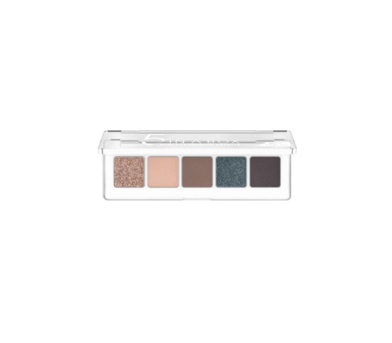Catrice 5 In A Box Mini Eyeshadow Palette 040 Modern Smokey Look