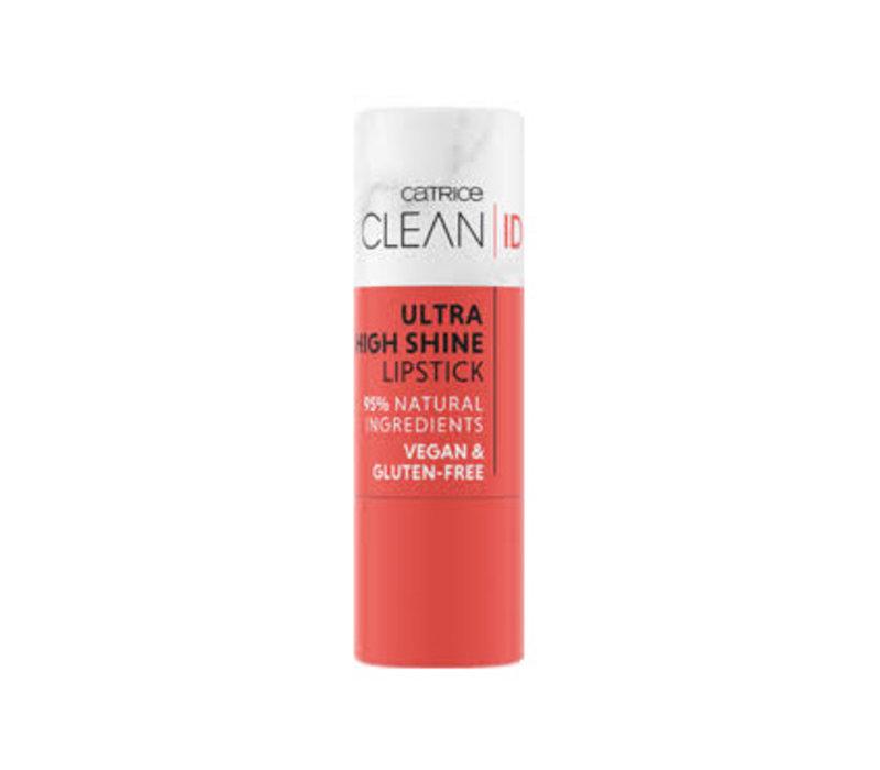 Catrice Clean Id Ultra High Shine Lipstick 020 Quite Peachy