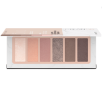 Catrice Clean Id Mineral Eyeshadow Palette 010 Light