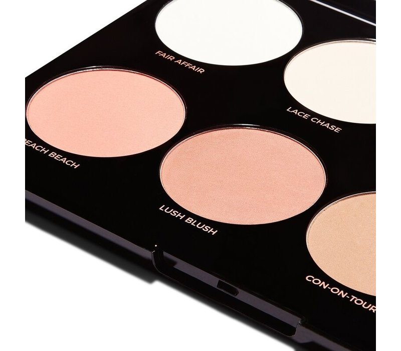 Makeup Revolution Mega Matte Face Powder Palette