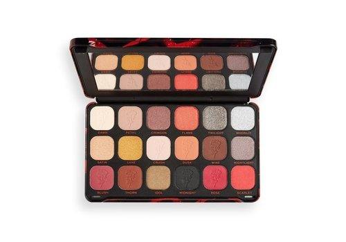 Makeup Revolution Forever Flawless Eyeshadow Palette Midnight Rose