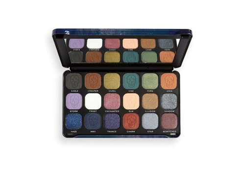 Makeup Revolution Forever Flawless Eyeshadow Palette Enchanted