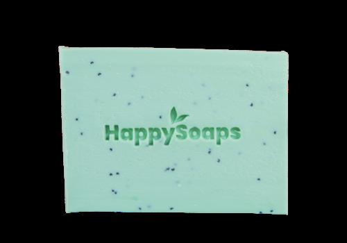 HappySoaps Happy Body Bar Tea Tree en Pepermunt