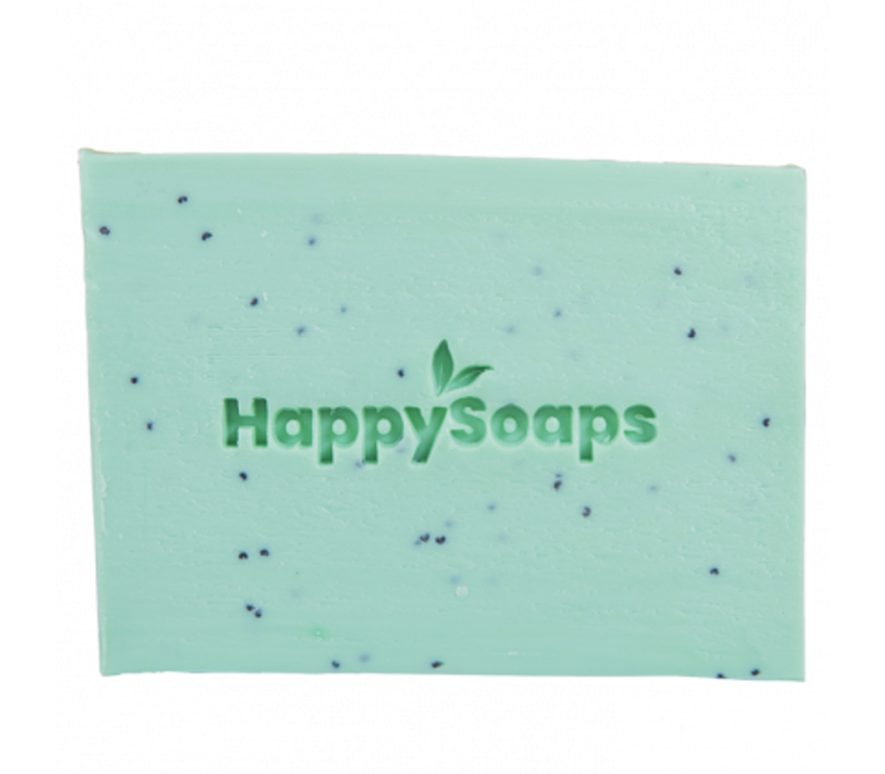 HappySoaps Happy Body Bar Tea Tree and Peppermint