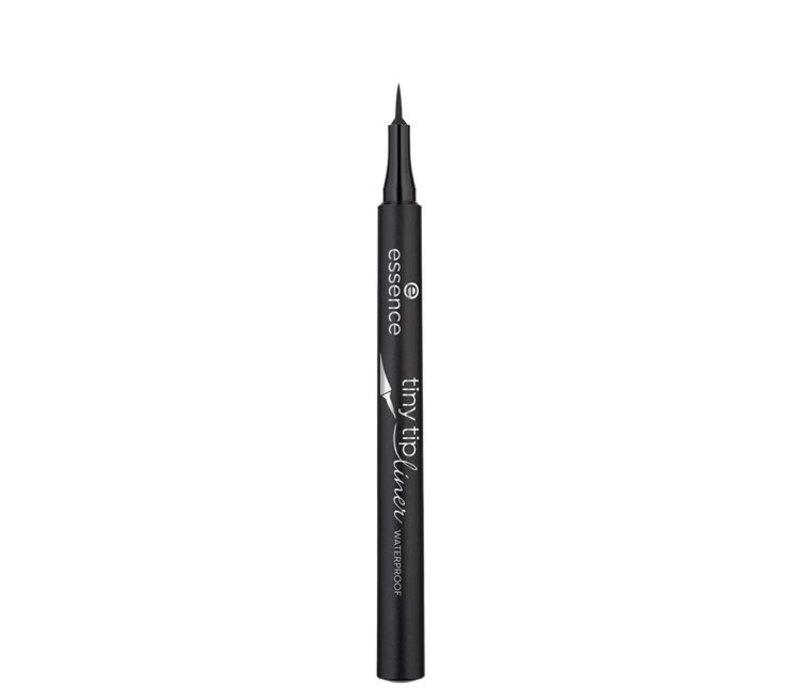 Essence Tiny Tip Liner Waterproof 01 Deep Black