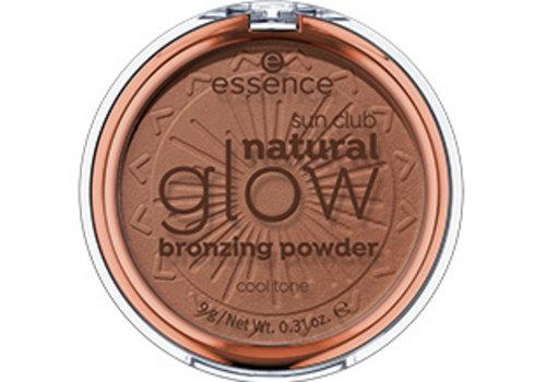 Essence Sun Club Natural Glow Bronzing Powder 02 Cool Tone