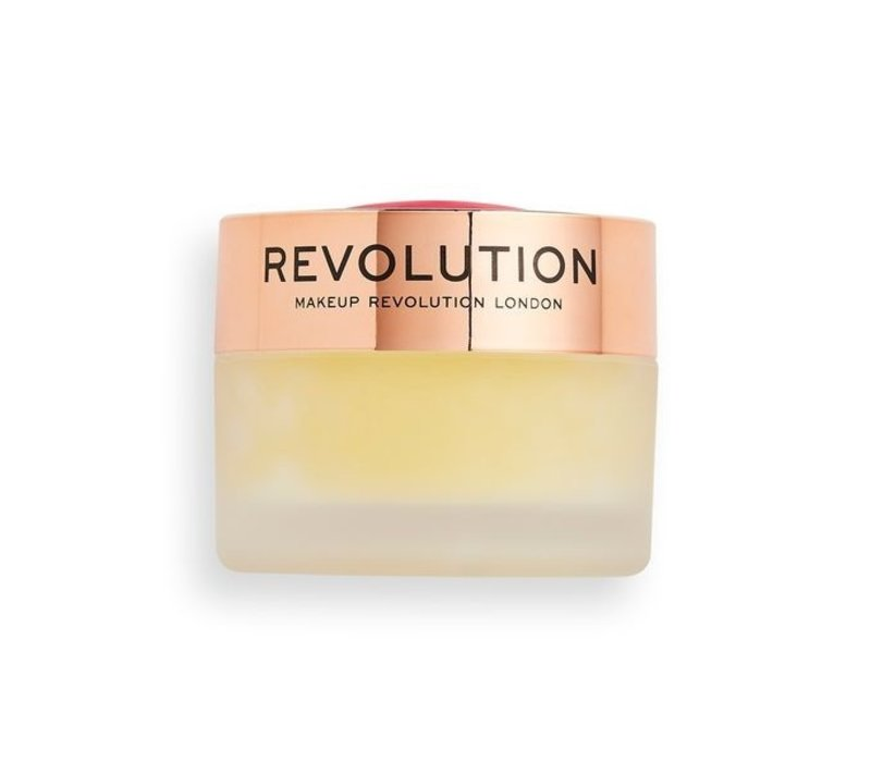 Makeup Revolution Sugar Kiss Lip Scrub Pineapple Crush