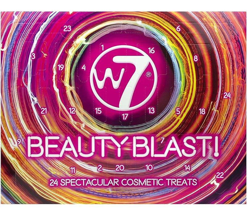 W7 Beauty Blast Advent Calender