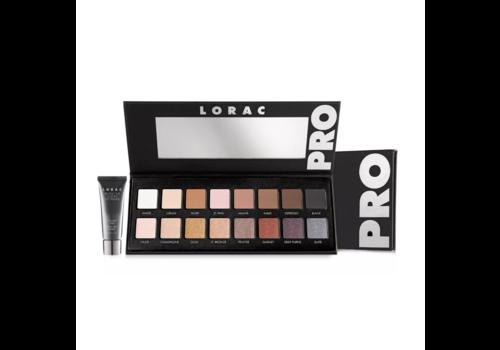Lorac Pro Eyeshadow Palette With Mini Eye Primer
