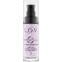 L.O.V Cosmetics Perfectitude Hyaluronic Serum Primer 010 Radiant Rose