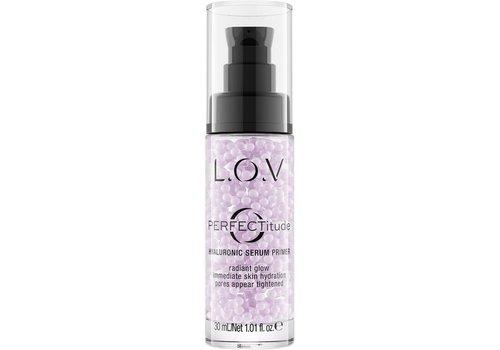 L.O.V Cosmetics Hyaluronic Serum Primer 010 Radiant Rose