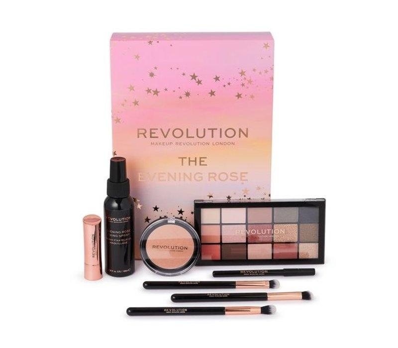 Makeup Revolution The Evening Rose Gift Set