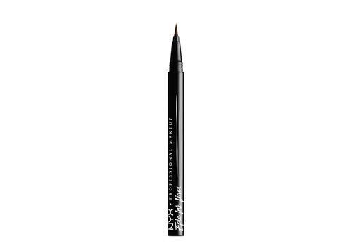 NYX Professional Makeup Epic Ink Liner Brown