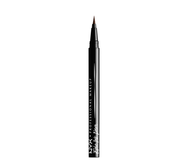 NYX Professional Makeup Epic Ink Liner Brown