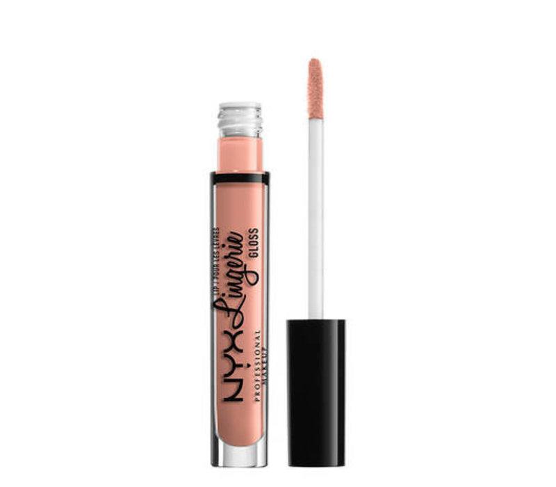 NYX Professional Makeup Lip Lingerie Gloss Shy