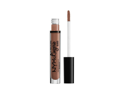NYX Professional Makeup Lip Lingerie Gloss Sable