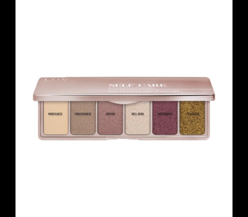 L.O.V Cosmetics Self Care Eyeshadow Palette