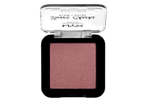 NYX Professional Makeup Sweet Cheeks Creamy Powder Blush Glow Blush Fig