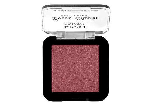 NYX Professional Makeup Sweet Cheeks Creamy Powder Blush Glow Blush Bang Bang