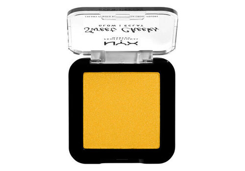 NYX Professional Makeup Sweet Cheeks Creamy Powder Blush Glow Blush Silence Is Golden