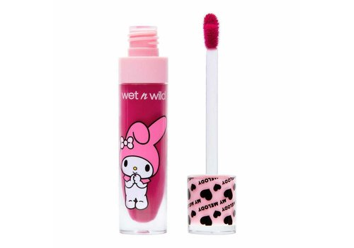 Wet n Wild My Melody & Kuromi Matte Liquid Lip Color Sweetie Pie