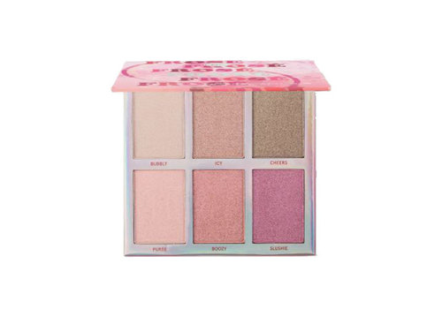 BH Cosmetics Weekend Vibes Frosé Highlighter Palette
