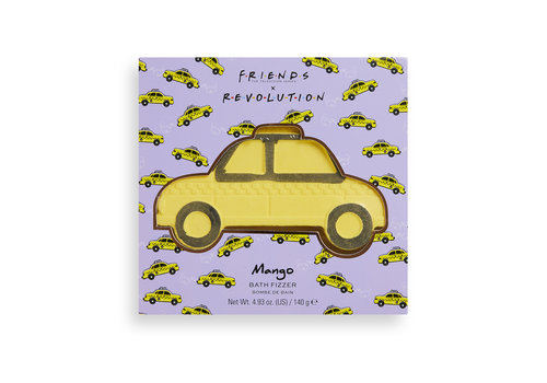 Makeup Revolution x Friends Taxi Bath Fizzer