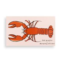 Makeup Revolution x Friends He's Her Lobster Shadow Palette