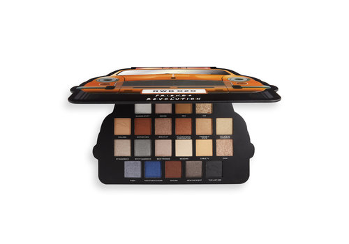 Makeup Revolution x Friends Take A Drive Shadow Palette
