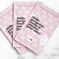 Milu Sheet Mask Gift Box
