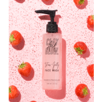 Clay and Glow Straw Jelly Cleanser